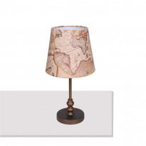 Лампа настольная Favourite Mappa 1122-1T