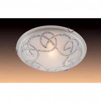 Светильник настенно-потолочный Sonex Brena Silver 113