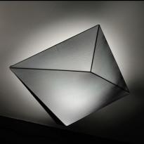 Светильник потолочный Artpole Eisberg C2 BK 001148