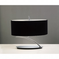 Лампа настольная Mantra Eve Cromo - P. Negra 1178