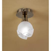Светильник потолочный Mantra Bali Cuero E14 1222