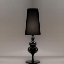 Лампа настольная Artpole Duke T2 BK 001248