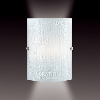 Настенный светильник Sonex Grafika 1257