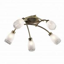 Светильник потолочный Odeon Light Lerta 1803/5C