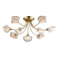 Светильник потолочный N-Light 131-09-33 Gold 18 Karat