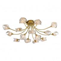 Светильник потолочный N-Light 131-15-33 Gold