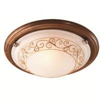 Настенный светильник Sonex Barocco Wood 134
