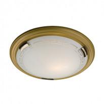 Светильник настенно-потолочный Sonex Provence Green 138