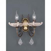 Бра La Lampada WB 590/2.40 Ceramic Gold