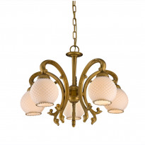 Светильник (Люстра) Favourite Charming 1474-5P