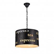 Светильник (Люстра) Favourite Espresso 1503-3P