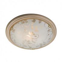 Светильник настенно-потолочный Sonex Provence Crema 156