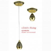 Светильник (Люстра) Favourite Sorento 1586-1P