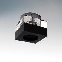 Светильник точечный Lightstar Cubo Cr-Bl 160264