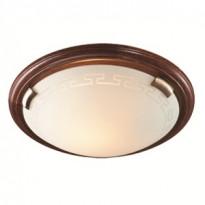 Светильник потолочный Sonex Greca Wood 360