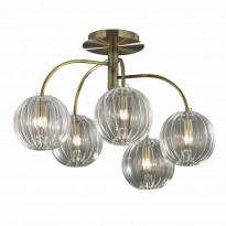 Светильник потолочный Odeon Light Sfero 2051/5C