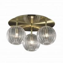 Светильник потолочный Odeon Light Sfero 2051/3C