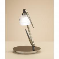 Лампа настольная Mantra Loop Cuero 1827