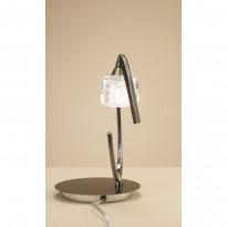 Лампа настольная Mantra Ice Cuero 1866
