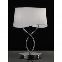 Лампа настольная Mantra Ninette Cr. - Pant. Crema 1906