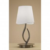 Лампа настольная Mantra Ninette Cuero - Pant. Crema 1925