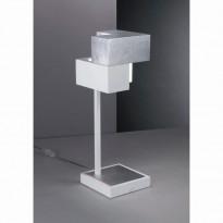 Лампа настольная La Lampada TL 101/1M Wood Silver L.