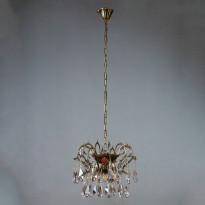 Светильник (Люстра) Brizzi 8888/3 CL PB Tear Drop