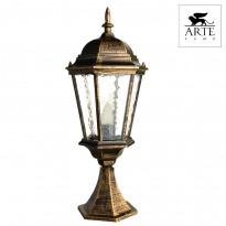 Уличный фонарь Arte Genova A1204FN-1BN