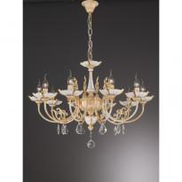 Светильник (Люстра) La Lampada L 590/10.17 Ceramic Gold