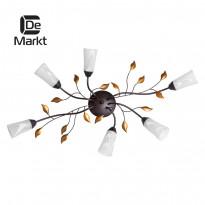 Светильник потолочный DeMarkt Восторг 242015206