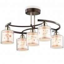 Светильник потолочный Odeon Light Marti 2616/5C