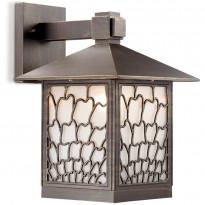 Уличный настенный светильник Odeon Light Meto 2648/1W