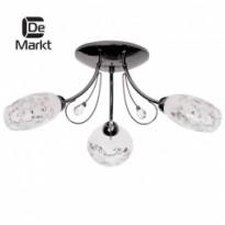 Светильник потолочный DeMarkt Фиеста 267013403