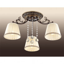 Светильник потолочный Odeon Light Veado 2696/3C