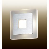 Светильник настенно-потолочный Odeon Light Amafo 2724/4WL