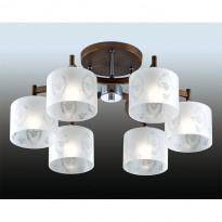 Светильник потолочный Odeon Light Runita 2759/6C
