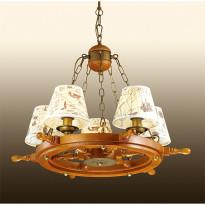 Светильник (Люстра) Odeon Light Rotar 2769/5
