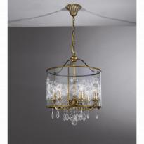 Светильник (Люстра) La Lampada L 1301/6.40