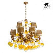 Светильник (Люстра) Arte Monarh A1199LM-8-4GO