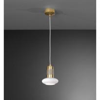 Светильник (Люстра) La Lampada L 462/1.26 Ceramic White