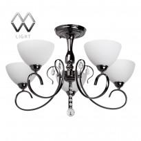Светильник потолочный MW-Light Блеск 315011805