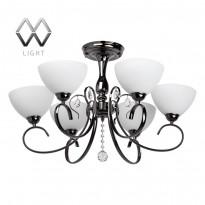 Светильник потолочный MW-Light Блеск 315011906