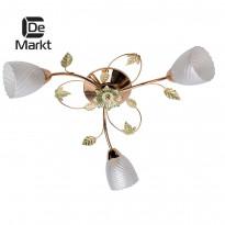 Светильник потолочный DeMarkt Лето 319014003