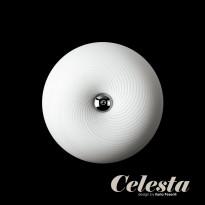 Светильник настенно-потолочный IDLamp Celesta 354/25PF-LEDWhitechrome