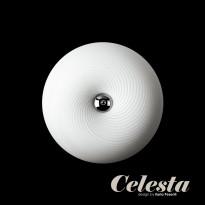 Светильник настенно-потолочный IDLamp Celesta 354/30PF-LEDWhitechrome