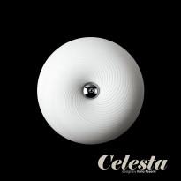 Светильник настенно-потолочный IDLamp Celesta 354/35PF-LEDWhitechrome