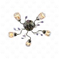 Светильник потолочный MW-Light Нежность 356012405
