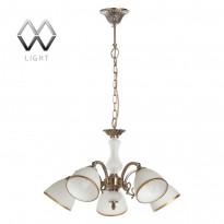 Светильник (Люстра) MW-Light Афина 357010505