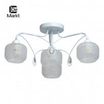 Светильник потолочный DeMarkt Грация 358017504