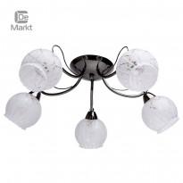 Светильник потолочный DeMarkt Грация 358018605